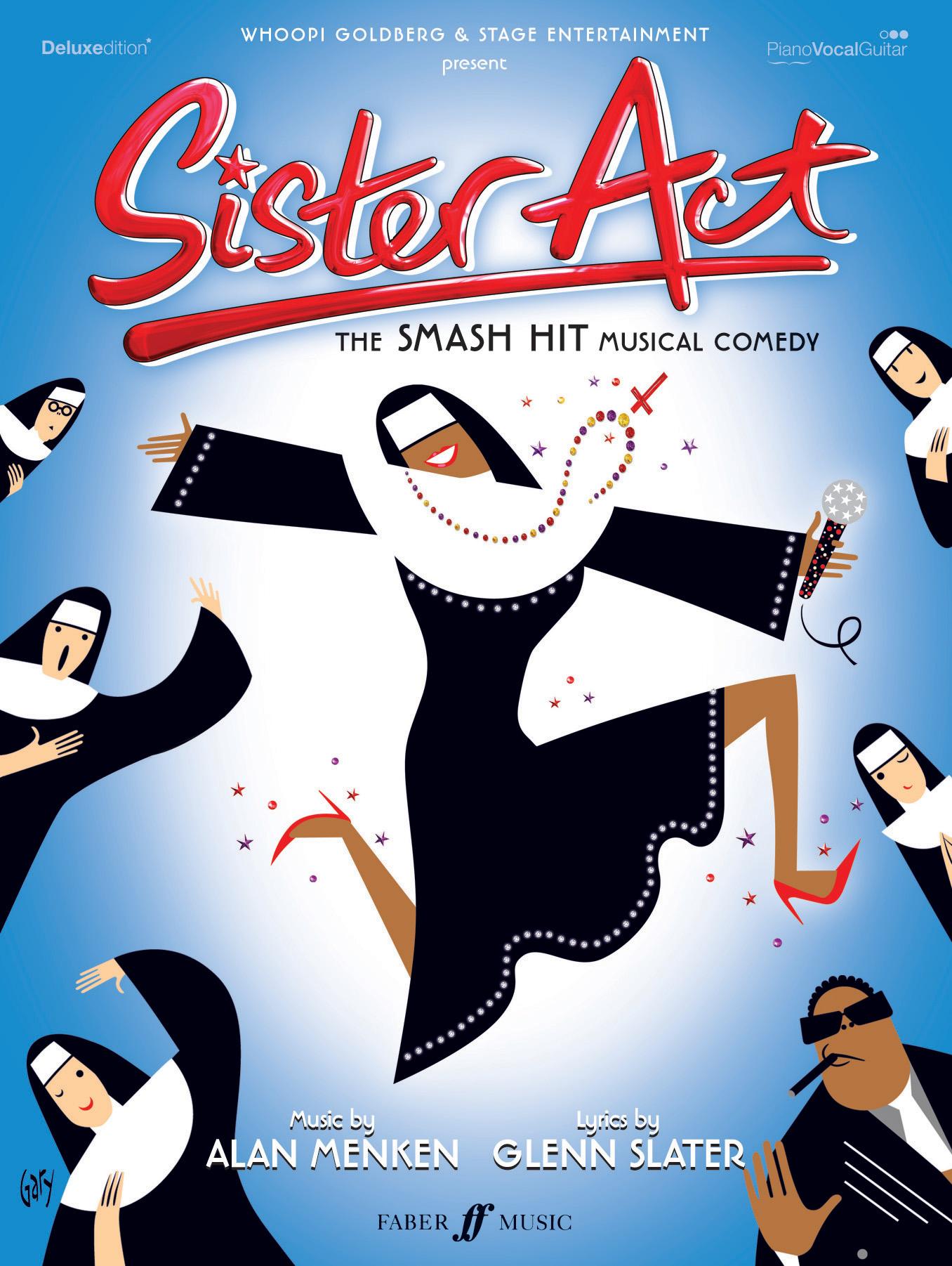 Alan Menken: Sister Act (Vocal Selections): Piano  Vocal  Guitar: Vocal Album