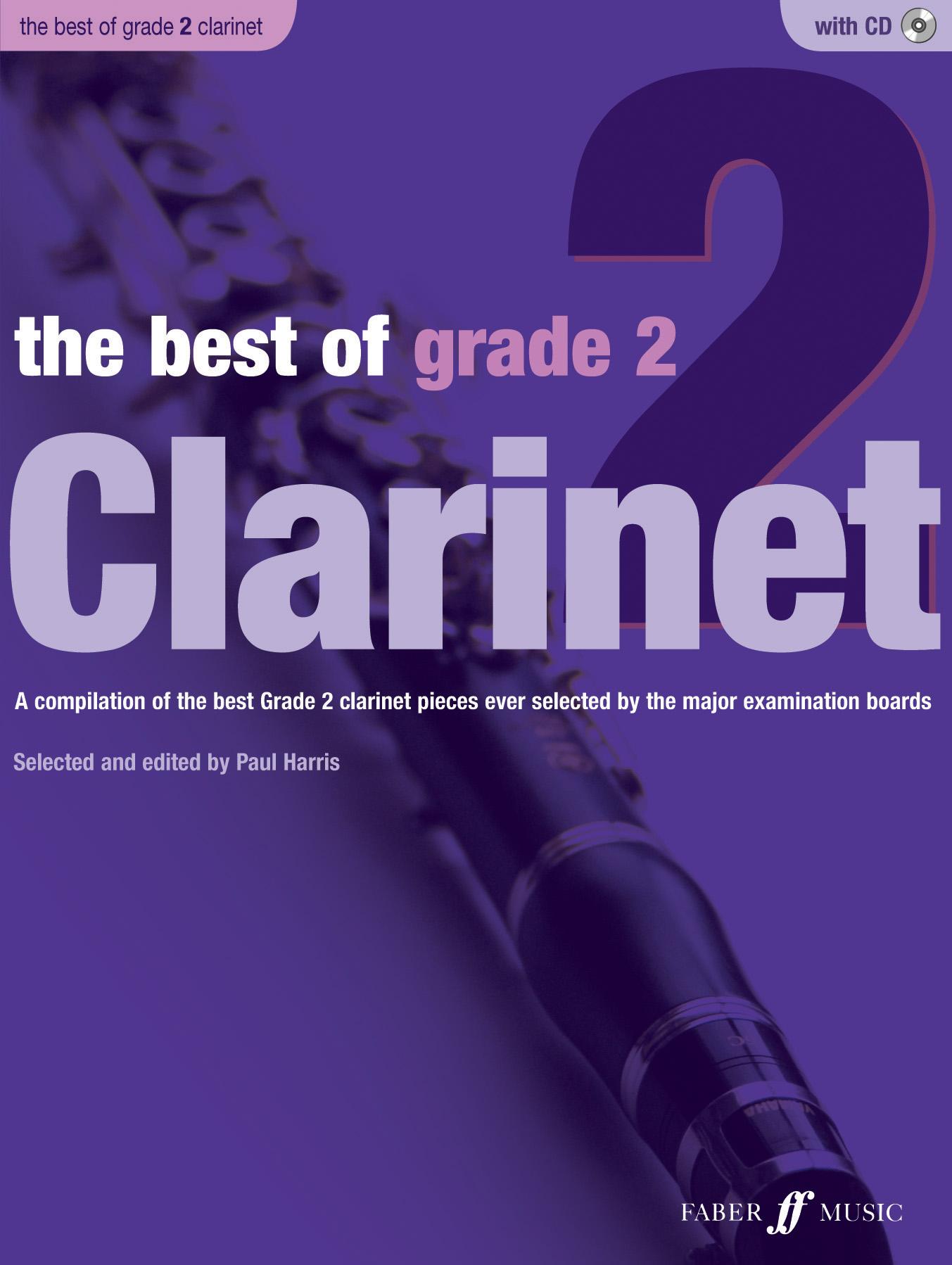 The Best of Clarinet - Grade 2: Clarinet: Instrumental Album