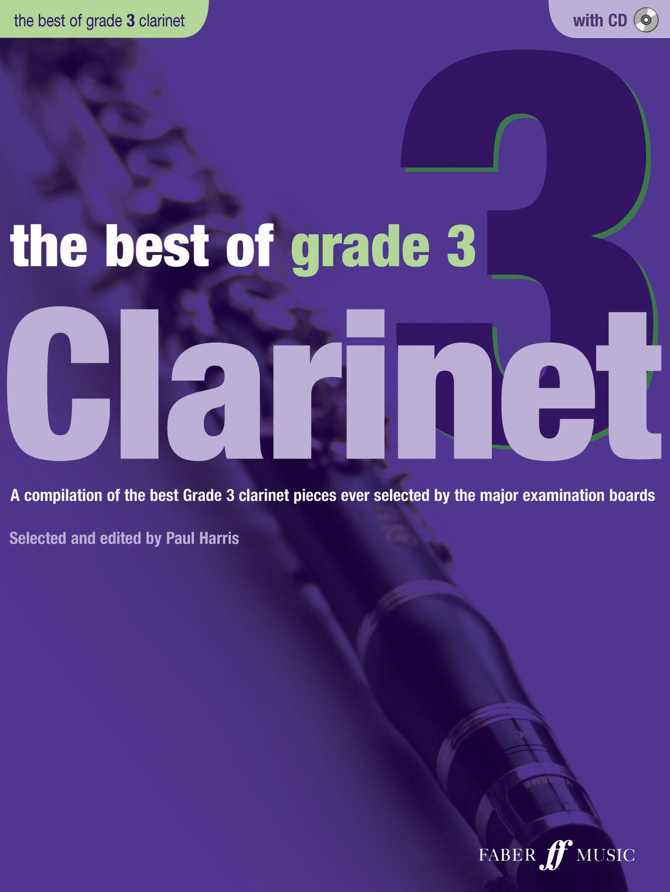 The Best of Clarinet - Grade 3: Clarinet: Instrumental Album