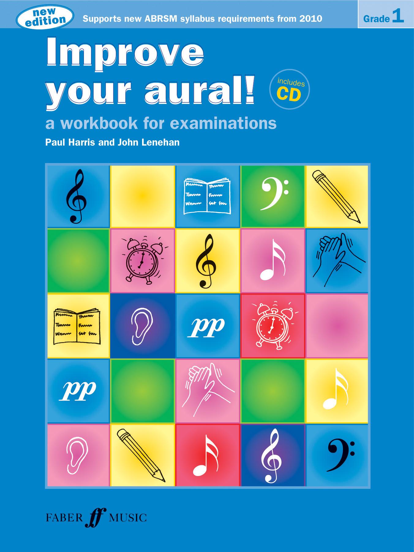 P. Harris J. Lenehan: Improve your aural! Grade 1: Aural