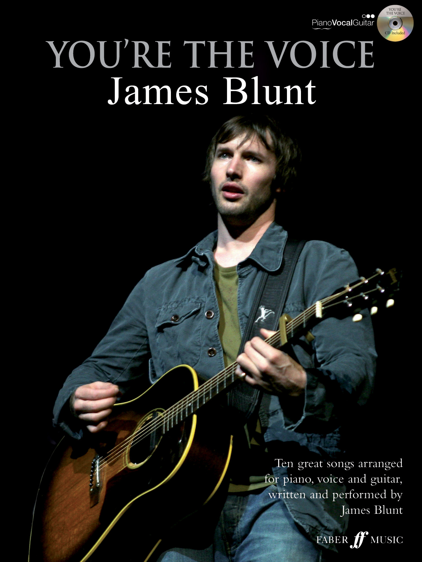J. Blunt: You'Re The Voice: Piano  Vocal  Guitar: Vocal Album