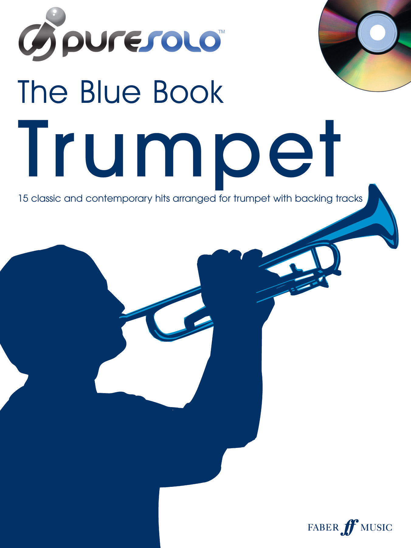 Pure Solo Blue Book: Trumpet: Backing Tracks