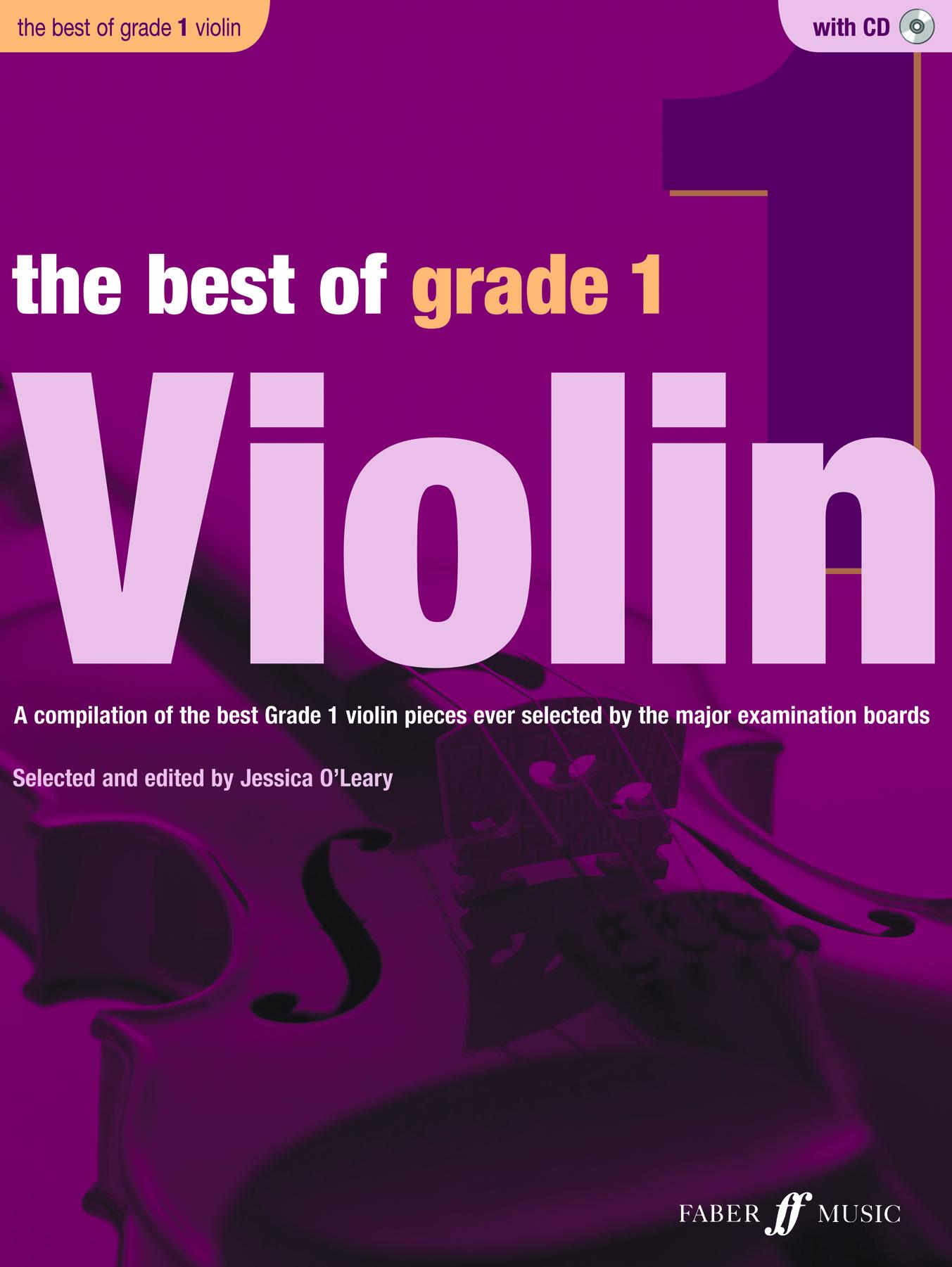 The Best of Violin - Grade 1: Violin: Instrumental Album
