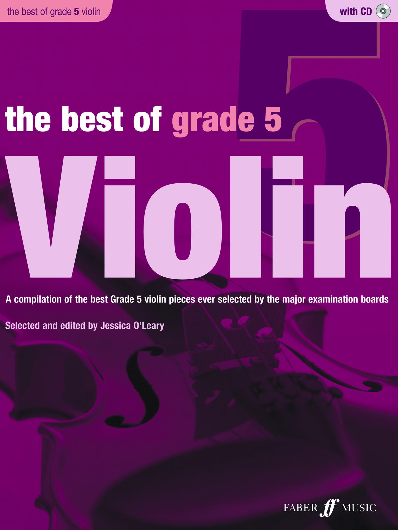 The Best of Violin - Grade 5: Violin: Instrumental Album