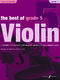 The Best of Violin - Grade 5: Violin: Instrumental Album