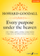 Howard Goodall: Every purpose under the heaven: Mixed Choir: Vocal Score