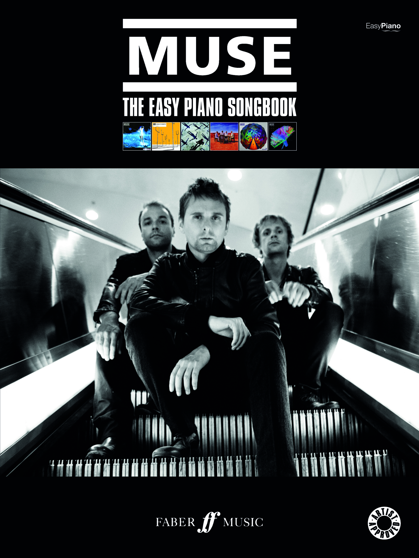 Muse: Muse The Easy Piano Songbook: Piano: Artist Songbook