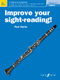 Paul Harris: Improve your sight-reading! Clarinet Gr. 1-3 (New): Clarinet: