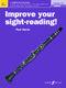 Paul Harris: Improve your sight-reading! Clarinet Gr. 4-5 (New): Clarinet: