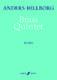 Anders Hillborg: Brass Quintet: Brass Ensemble: Score