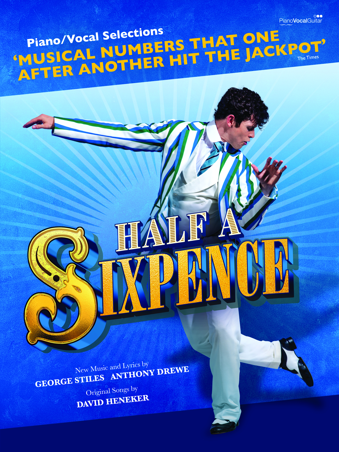 Anthony Drewe David Heneker George Stiles: Half a Sixpence: Voice & Piano: Mixed