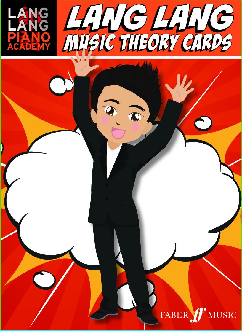 Lang Lang: Lang Lang Music Theory Cards: Theory