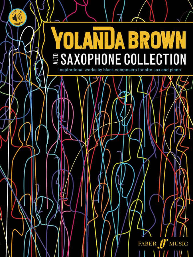 YolanDa Brown's Alto Saxophone Collection: Alto Saxophone and Accomp.: