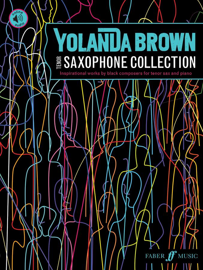 YolanDa Brown's Tenor Saxophone Collection: Tenor Saxophone and Accomp.: