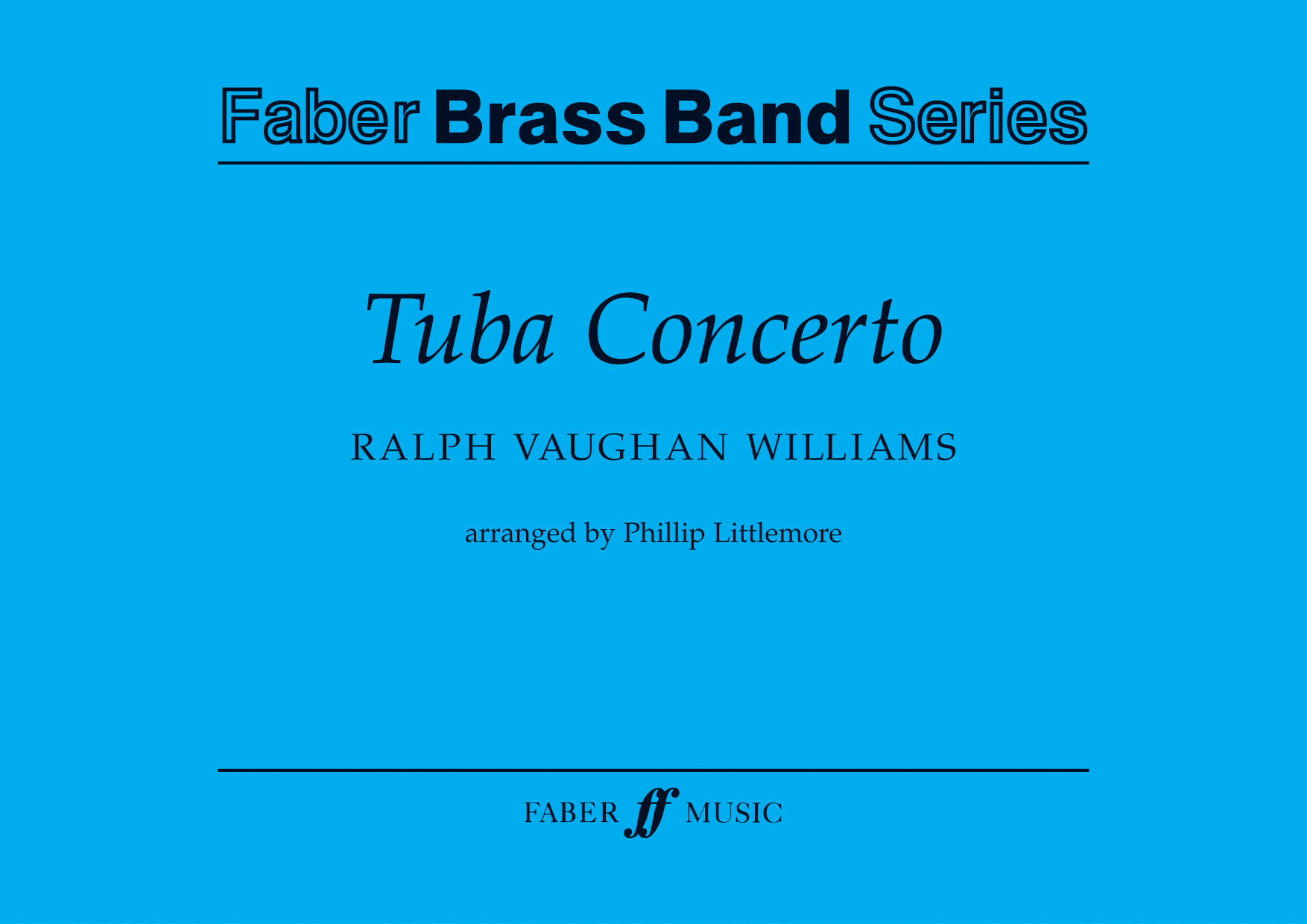 Ralph Vaughan Williams: Tuba Concerto.: Brass Band: Score and Parts
