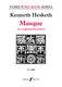 Kenneth Hesketh: Masque. Wind band: Concert Band: Instrumental Work