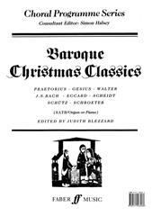 Baroque Christmas Classics.: SATB
