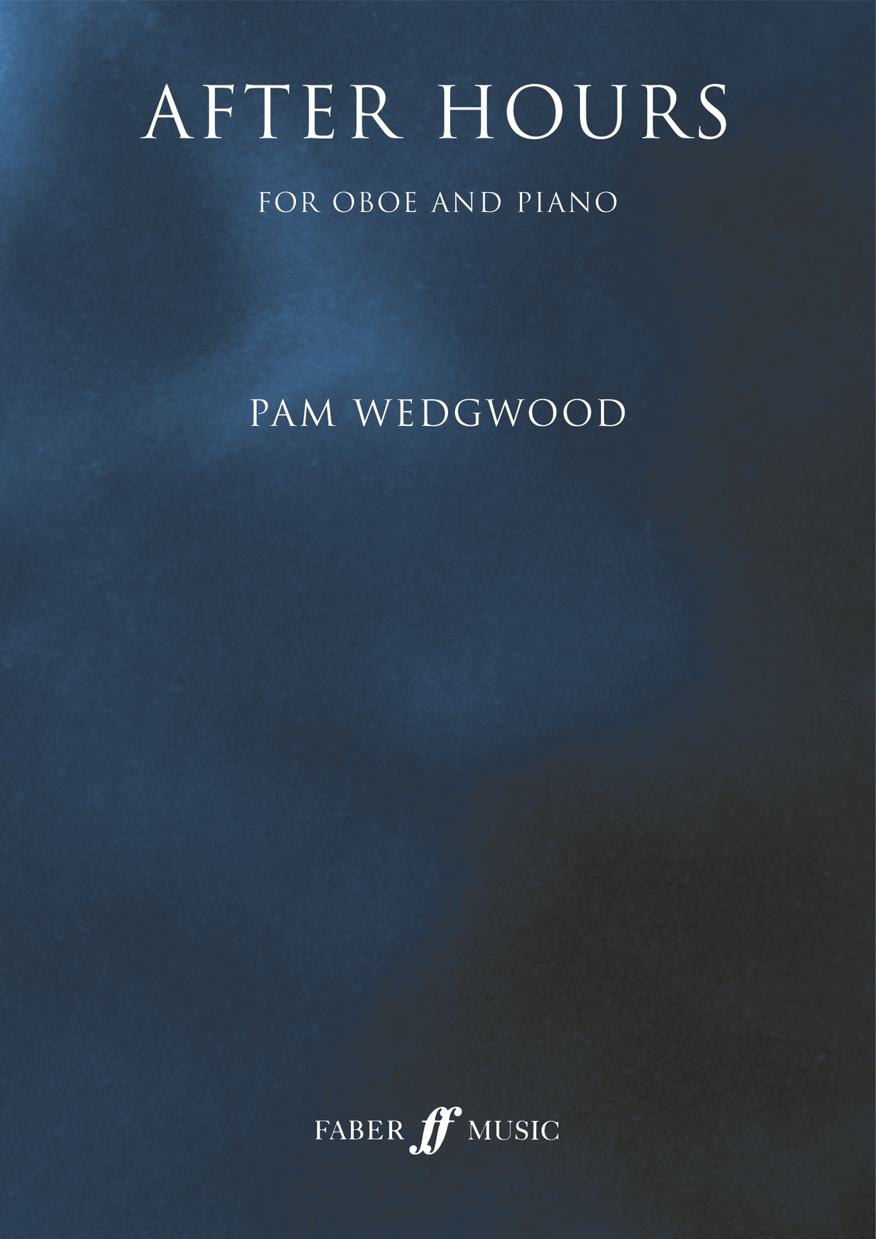 Pam Wedgwood: After Hours: Oboe & Piano: Instrumental Collection
