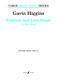 Gavin Higgins: Fanfares and Love Songs: Brass Band: Score and Parts
