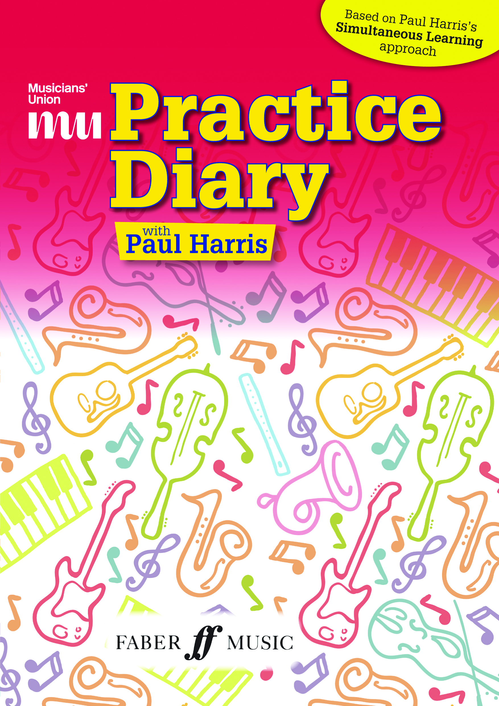 Musicians' Union Practice Diary: Practice Diary