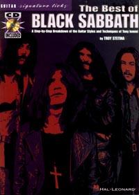 Howard Epstein: The Best of Black Sabbath: Guitar TAB: Instrumental Tutor