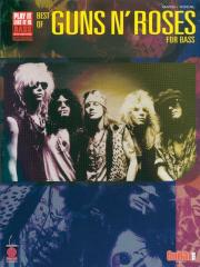 Guns N' Roses: The Best of Guns N' Roses: Bass Guitar: Artist Songbook