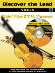 Various: Discover the Lead. Kid's Film/TV: Violin: Instrumental Album