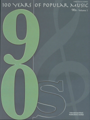 Various: 100 Years of Popular Music 90s Vol.1: Piano  Vocal  Guitar: Mixed