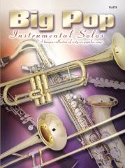 Big Pop Instrumental Solos: Flute: Instrumental Album