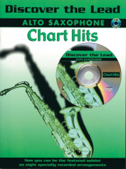 Various: Discover the Lead.Chart Hits: Alto Saxophone: Instrumental Album