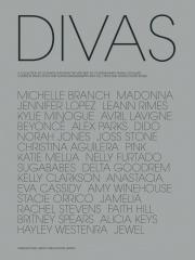 Various: Divas: Piano  Vocal  Guitar: Mixed Songbook