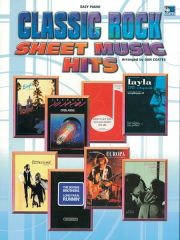 Various: Classic Rock: Piano: Mixed Songbook