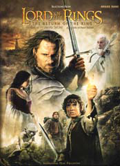 Howard Shore: The Lord of the Rings: Return of the King: Brass Band: Score and