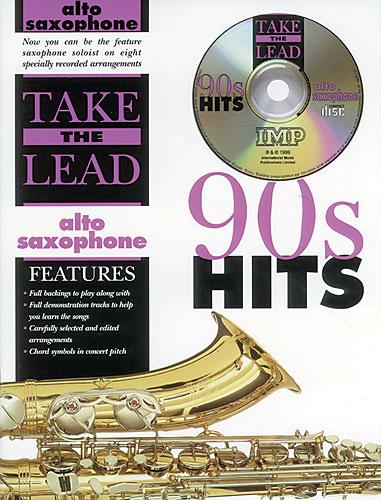 Various: Take the Lead. 90s Hits: Alto Saxophone: Instrumental Album