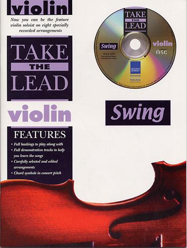 Various: Take the Lead. Swing: Violin: Instrumental Album