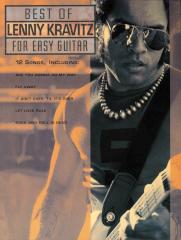 Lenny Kravitz: The Best of Lenny Kravitz: Guitar TAB: Artist Songbook