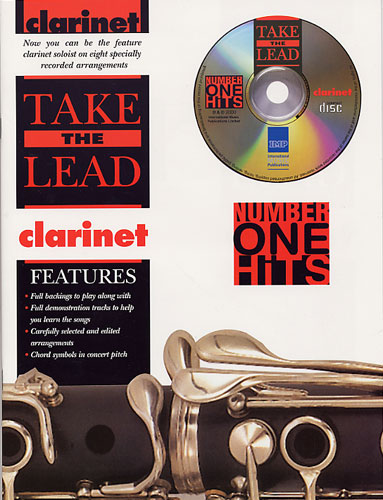 Take The Lead Number One Hits: Clarinet: Instrumental Album