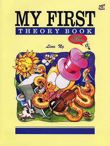 Lina Ng: My First Theory Book: Theory