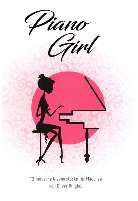 Oliver Ringleb: Piano Girl: Piano Solo: Instrumental Album