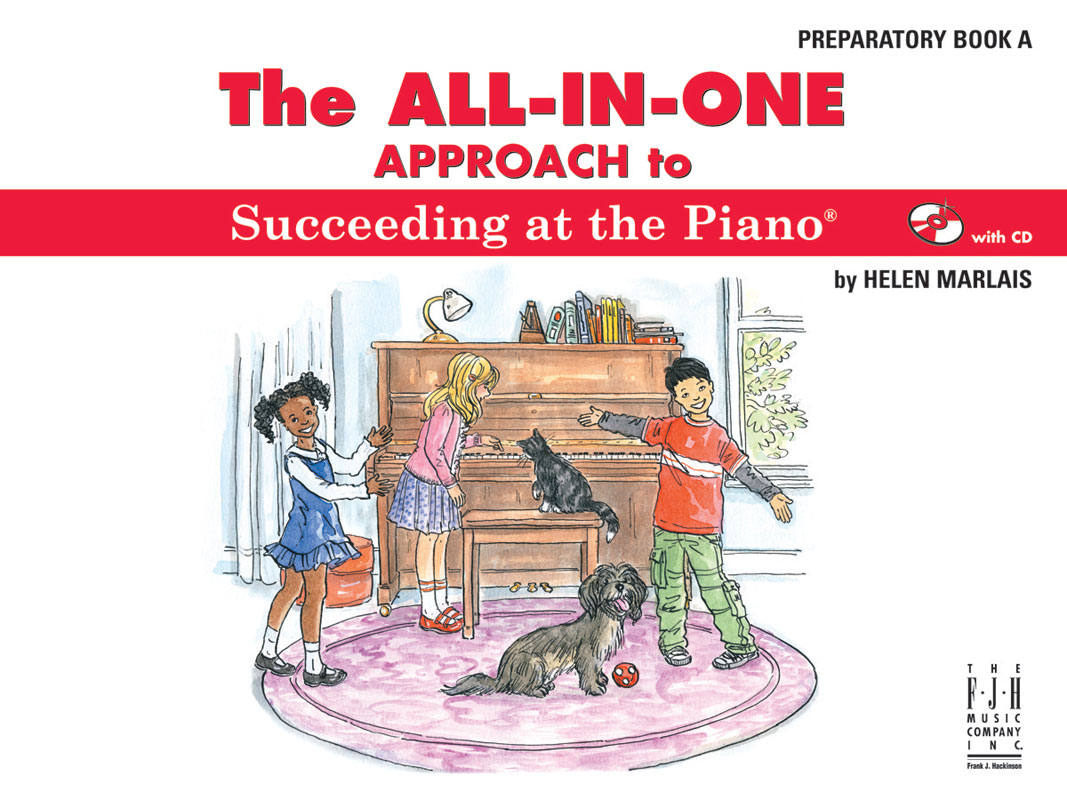 The All-In-One Succeeding At The Piano: Piano: Instrumental Tutor