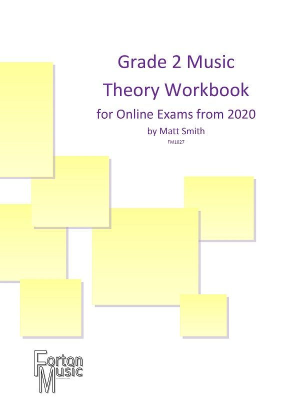 Matt Smith: Grade 2 Theory Workbook: Theory Workbook