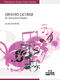 Drivers License: Saxophone Ensemble: Score & Parts