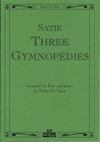 Erik Satie: Three Gymnopedies: Flute: Instrumental Work