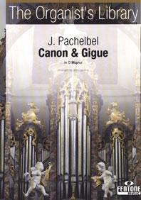 Johann Pachelbel: Canon & Gigue in D major: Organ: Instrumental Work