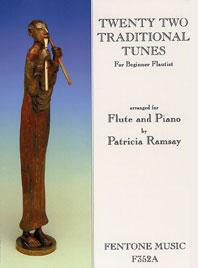 Traditional: Twenty TwoTraditional Tunes Volume 1: Flute: Instrumental Album