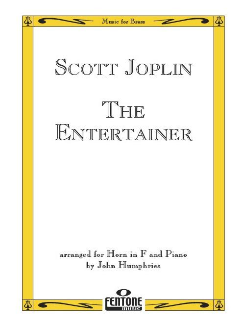 Scott Joplin: The Entertainer: French Horn: Instrumental Work