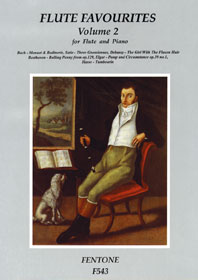 Flute Favourites  Volume 2: Flute: Instrumental Work