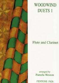 Woodwind Duets 1: Flute: Instrumental Album