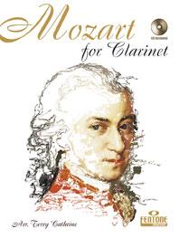 Wolfgang Amadeus Mozart: Mozart for Clarinet: Clarinet: Instrumental Work