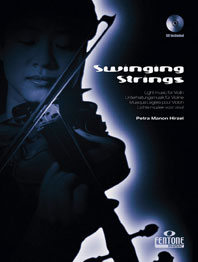 Petra Manon Hirzel: Swinging Strings: Violin: Instrumental Work